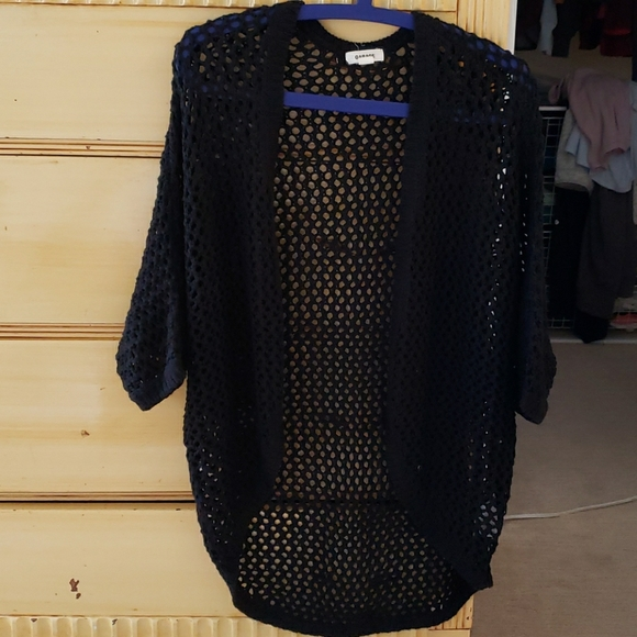 Garage Mesh Sweater